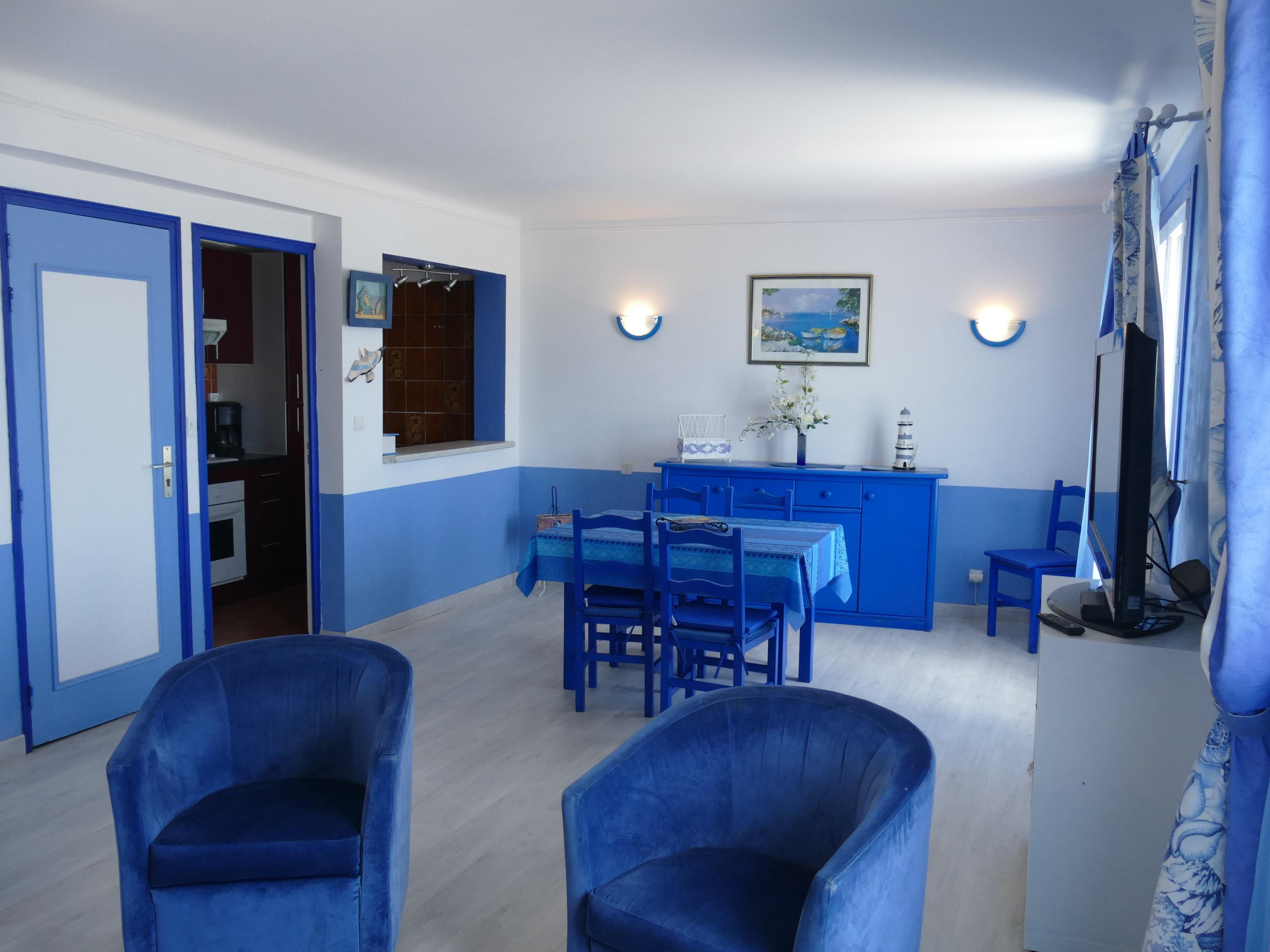 Appartement lou pescadou louer la semaine fos sur mer for Location appartement bordeaux a la semaine